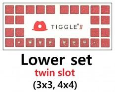 Lower Twin Set(3x3, 4x4)