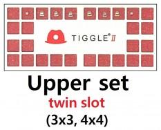 Upper Twin Set(3x3, 4x4)