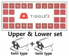 Upper Twin + Lower Twin pack(Twin Set)